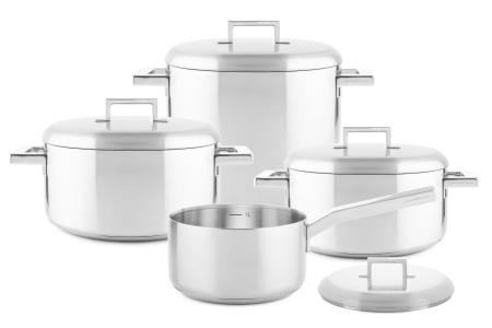 Stile cookware set 8 pcs