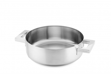 Stile Fryingpan Two handles Ø 24cm