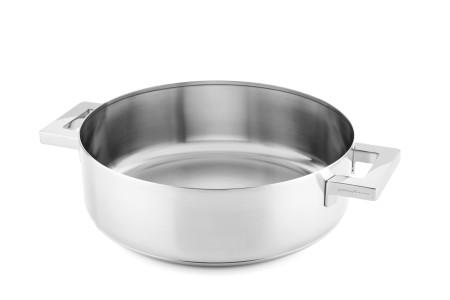 Stile Fryingpan Two handles Ø 28cm